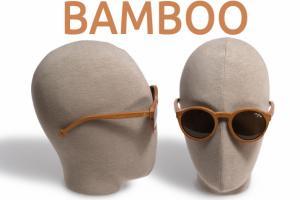 Gafas de Bamboo deParafina