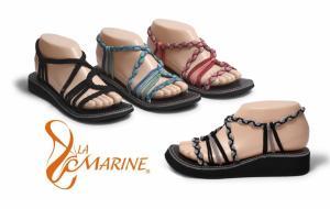 Sandalias La Marine