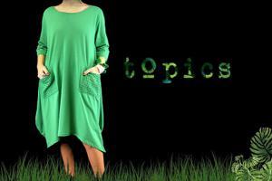 Topics, La moda en talla grande