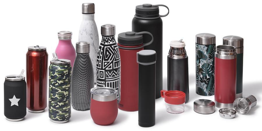 Botellas y Latas termo